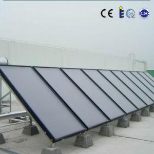 Blue Titanium Flat Plate Solar Collector pictures & photos