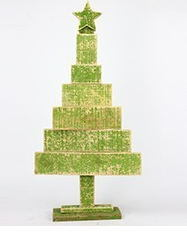Decorative Artificial Wooden Tree Wood Craft for Xmas pictures & photos
