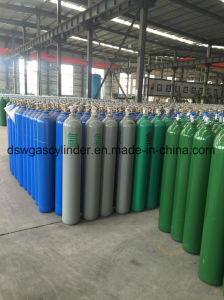 Competitive Price DOT-3AA Seamless Steel Gas Cylinder Oxygen Gas Cylinder pictures & photos