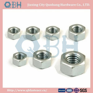 Hex Nuts (M1.6-M64 DIN970 Carbon Steel) pictures & photos