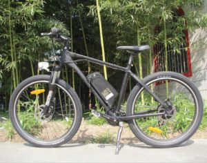 Lithium Battery Electric Mountain Bike CB-26mt02 pictures & photos