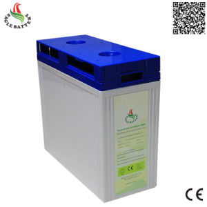 Chinese Battery Manufactue 2V 800ah Maintenance Free Long Life Lead Acid Battery for UPS Power Supply