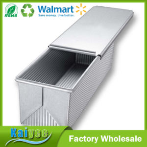 Nonstick & Quick Release Coating Bakeware Loaf Pan with Cover pictures & photos