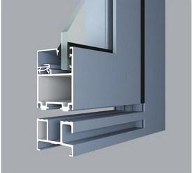 Building Materials Aluminium Alloy Extrusion Profile for Door pictures & photos