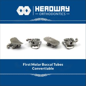 High-Quality Edgewise Convertible Buccal Tube Ce pictures & photos