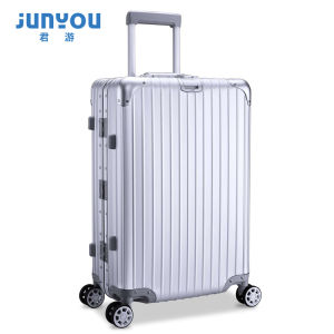 Fashion Good Quality 20′′ 24′′ Aluminum Luggage Bag pictures & photos