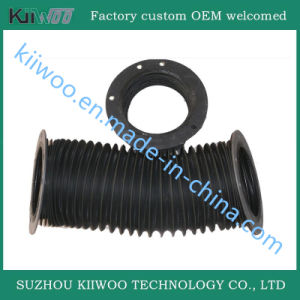 Customized Silicone Rubber Corrugated Pipe pictures & photos