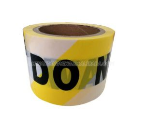 Various Good Quality Waterproof and Cold-Resistant Warning Tape Manufacturers pictures & photos