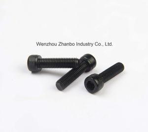 High Strength Steel, Hexagon Socket-Head Cap Screws 12.9 10.9 8.8, 4.8 M6-M20, DIN912 pictures & photos