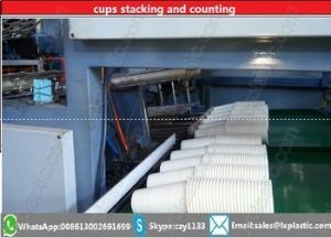 Cup Tilting Mould Machinery pictures & photos