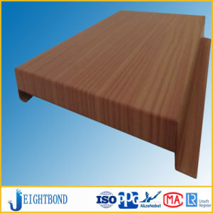 Wood Color Honeycomb Panel for Ceiling Decoration pictures & photos