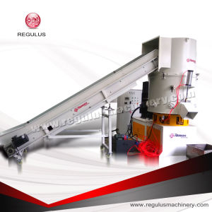 Plastic Agglomerator Recycling Mahchine/ PP PE Film Granulator Machine pictures & photos