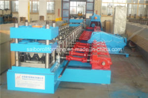 Two Waves Guard Rail Roll Forming Machine pictures & photos