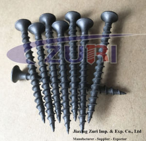 C1022 Steel Hardend Drywall Screws 4.8*110 pictures & photos