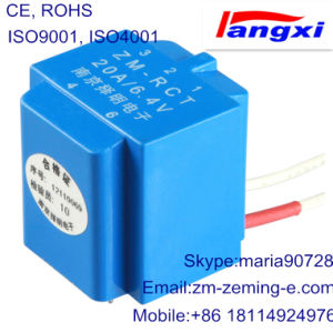 Electronic Miniature Transformer Used for Relay Protection/ Ultramicro Current Transformer Zm-Rct pictures & photos