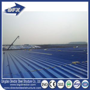 Light Steel Space Frame Warehouse Structure Layout for Furniture Factory pictures & photos