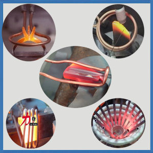 IGBT Induction Heating Machine Brazing Hardware Cutting Tools 16kw pictures & photos