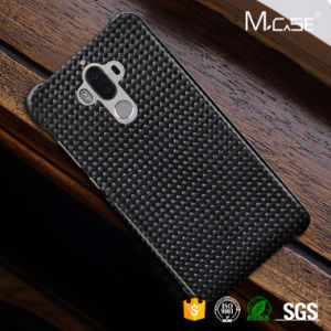 2017 Hot Selling Products Arrival carbon Fiber Phone Case Cover for Huawei Mate 9 Mobile Plhone Case pictures & photos