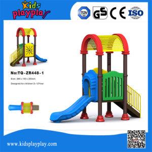 Kids Plastic Slide, Outdoor Children Playground Equipment, Outdoor Playground Set pictures & photos