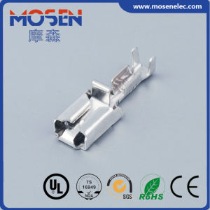 Female Terminal Lugs DJ624-D6.3c Wire Connector pictures & photos