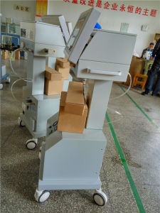Breathing Machine ICU Mobile Ventilator with Ce (HV-600B) pictures & photos