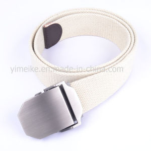 China OEM Latest Design Factory Wholesale Fabric Woven Belt pictures & photos