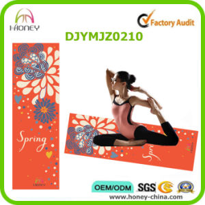 Multi-Color Printed Yoga Mat Living Room Mat pictures & photos