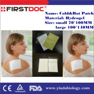 Direct Factory China Supplier Back Pain Relief Patches, Heating Pain Relief Patch