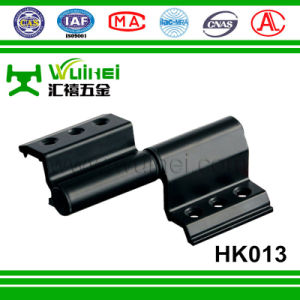 Aluminum Alloy Power Coating Pivot Hinge for Door with ISO9001 (HK013) pictures & photos