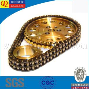 Double Pitch Transmission Roller Chain pictures & photos