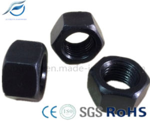 Carbon Steel High Strength Fine Pitch Thread Hex Nut