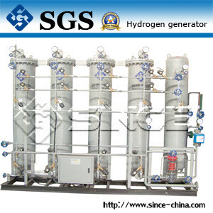 High Purity Hydrogen Generator with Siemens PLC Automatic Control