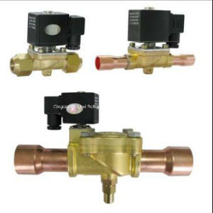 Solenoid Valve Sv Series for Air Conditioner Part pictures & photos