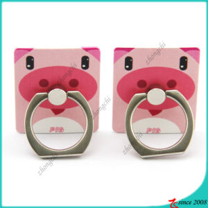 Pink Pig Finger Ring Holder for Phone Accessories (SPH16041105)