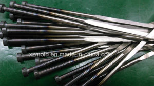 Hasco Standard Z46 1.2343 Blade Ejector Pin of Blackheads (XZBEP) pictures & photos