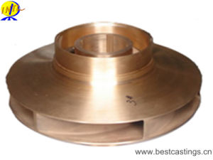 OEM Custom Water Pump Brass Impeller pictures & photos