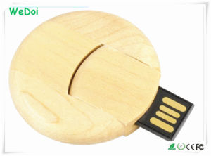 New Waterproof Wooden USB Flash Drive with 1 Year Warranty (WY-W42) pictures & photos