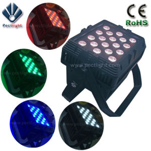 Outdoor 18X10W LED Wall Washer Lamp Light pictures & photos