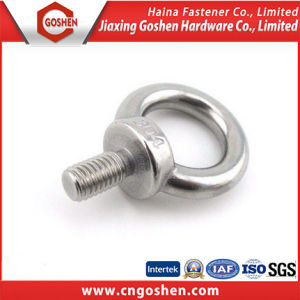 Stainless Steel 304 Eye Bolt DIN580 pictures & photos