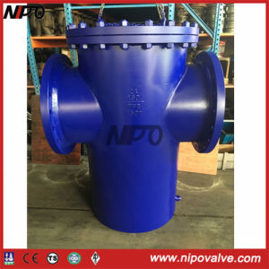 Welding Carbon Steel Wpb Basket Strainer pictures & photos