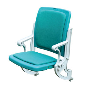 Fire Proof Upholstery Soft Folding Stadium Chair / Auditorium Chair Price pictures & photos