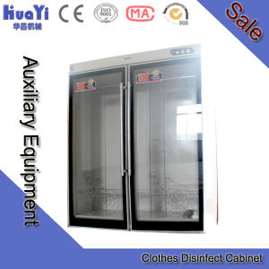 Disinfectant Cabinet for Clothes with Double or Single Door pictures & photos