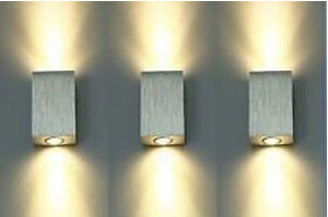 Certification: ETL, cETL, Dlc, Ce&RoHS New Modern Square LED Wall Lamps pictures & photos