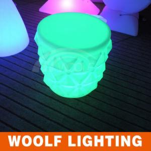 Magic Design Function KTV LED Furniture Light Bar Stool pictures & photos