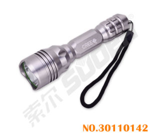 Q5 LED Strong Light Aluminium Alloy Flashlight (SS-M9-Strong Light) pictures & photos