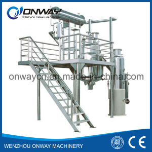 Rh High Efficient Factory Price Stainless Steel Herbal Extractor and Concentrator pictures & photos
