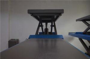 4500kg European Country Type Double Scissor Car Lift pictures & photos