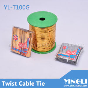 Reusable Twist Tie in Different Length pictures & photos