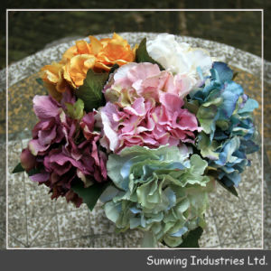 Hot Selling Decorative Artificial Flower for Wedding Home Hotel pictures & photos