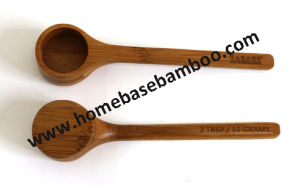 Finest New Design Bamboo Coffee Tea Scoop Measured 5g pictures & photos